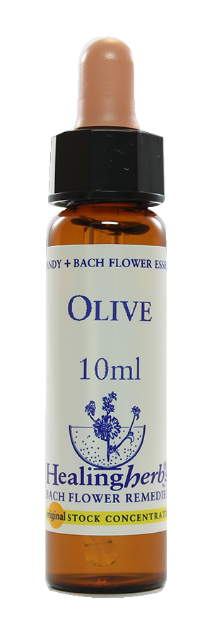 Olive - Floral De Bach Pet 10ml
