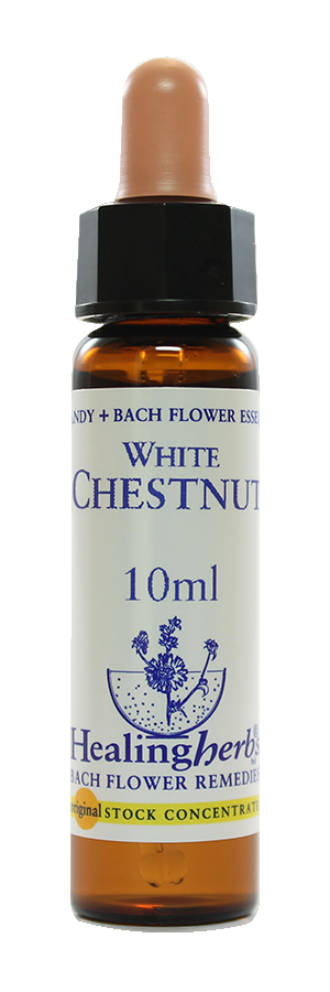 White Chestnut - Floral De Bach 10ml