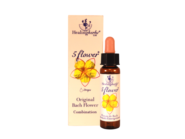 Five Flower (rescue remedy) - 10ml