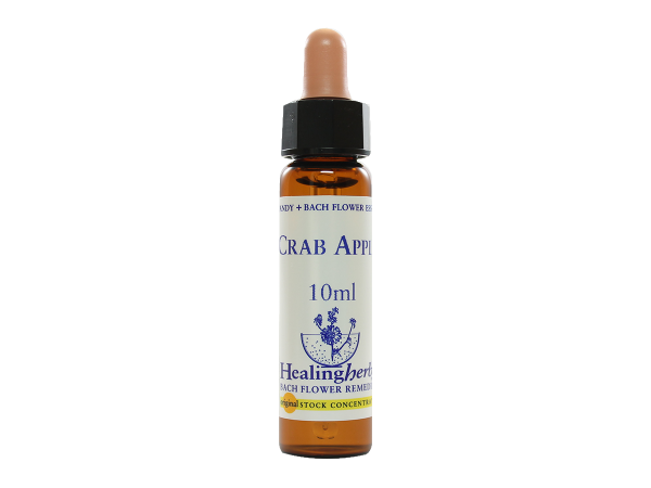 Crab Apple - Floral De Bach 10ml