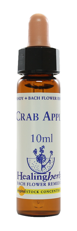 Crab Apple - Floral De Bach Pet 10ml