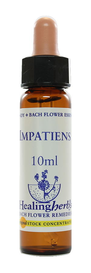 Impatiens - Floral De Bach Pet 10ml