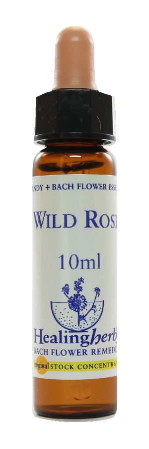 Wild Rose - Floral De Bach 10ml